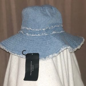 NWT   ZARA Accessories Sun Hat